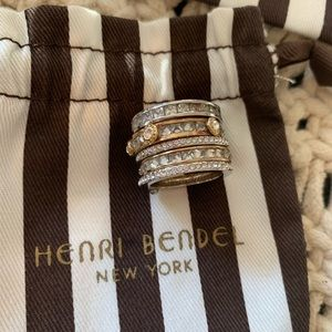 He do bender stack ring size 6